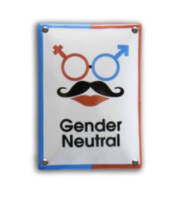 Toiletbord Gender Neutral